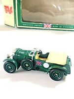 LLEDO by Corgi 1930's BENTLEY 4.5 DIE CAST MODEL vintage diecast MIB