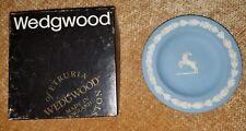 Wedgwood Capricorn Trinket Dish Blue Jasper Ware Zodiac Signs