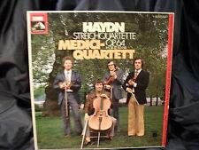 J. Haydn - Streichquartette Op.64   Medici-Quartett   3 LP-Box