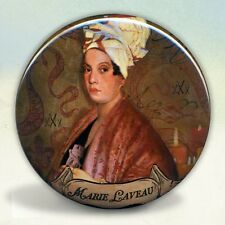Marie Laveau Voodoo Queen of New Orleans Pocket Mirror tartx