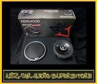 "KENWOOD EXCELON KFC-X133 5-1/4"" 2-WAY COAXIAL 5.25"" CAR STEREO SPEAKERS"
