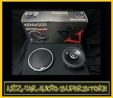 "KENWOOD EXCELON KFC-X133 5-1/4"" 2-WAY COAXIAL 5.25"" CAR STEREO SPEAKERS"
