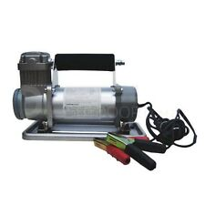 12V Portable Air Compressor for Bikes, Cars, Vans and Trucks