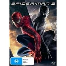 SPIDERMAN 3 - BRAND NEW & SEALED 2-DISC DVD (TOBEY MAGUIRE, JAMES FRANCO) REG.4
