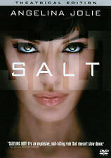 Salt (DVD, 2010, Rated; Theatrical Edition)