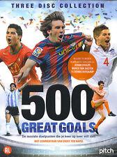 500 great goals (3 DVD)