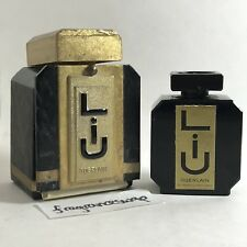 GUERLAIN LIU PURE PARFUM/EXTRAIT!! 30mL/1oz SPLASH!! EXTREMELY RARE AND VINTAGE!