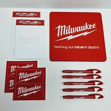 Milwaukee Power Tools Authentic Desk Accessory Bundle New Fuel Heavy Duty