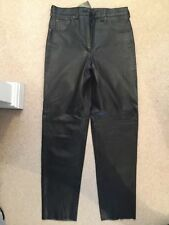 Unbranded Leather Other Casual Trousers for Women