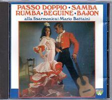 Mario Battaini Fisarmonica-Passo Doppio-Samba-Rumba-Beguine-Bajon CD EX++ Lotus