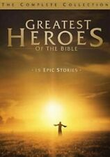 Greatest Heroes of The Bible Complete - DVD Region 1
