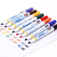 8x marqueurs pour tableau blanc enfants marqueurs effaçables à sec pour papier