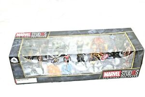 Marvel Studios The First Ten Years Mega Figurine Set Rare Collectable