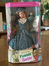 1994 Mattel American Stories Collection Special Edition PIONEER Barbie 12680 NRF