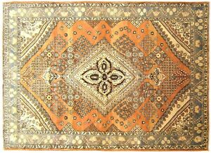 Vintage Traditional Oriental Rug, in Small Room Size, with FREE SHIPPING!