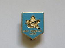 Mount Tremblant Lodge Skiing Pin (#321)