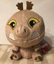 """How To Train Your Dragon Race to the Edge Meatlug Plush Pals 6"""""""