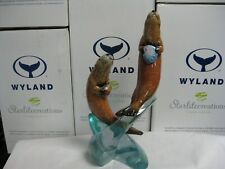 """WYLAND .. STARLITE CREATIONS .. """"TABLE FOR TWO"""""""