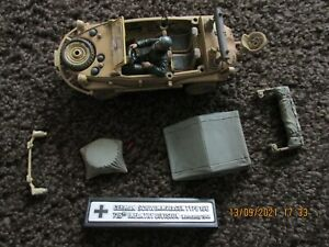 FORCES OF VALOR GERMAN ARMY SCHWIMMWAGEN TYPE 166