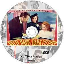 Dark Victory - Bette Davis, Humphrey Bogart DVD 1939