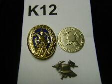 Orden und Ehrenzeichen, Abzeichen, Wappen von Anno bis Dato (K12)