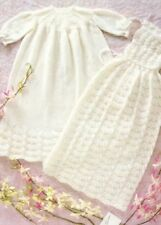 3 Ply Knitting Contemporary Dresses Patterns