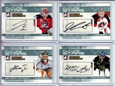 2009-10 Between The Pipes Autographs #AJA Jake Allen Future Stars AUTO