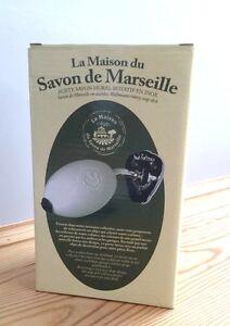 French rotating soap holder, Provendi style chrome/matt/brass + soap boxed