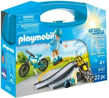 NEW Playmobil - Extreme Sports Carry Case from Mr Toys