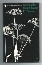 PENGUIN MODERN POETS 1. Durrell, Jennings, Thomas (Penguin PB, 1967). D61