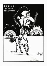 CPA Lardie caricature - Le Long voyage décevant (304325)