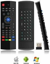 Wireless Keyboard Remote Control Air Mouse for Android TV Box Computer PC PS4
