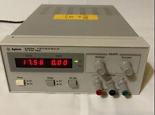 AGILENT E3610A DC POWER  SUPPLY 0-8V   0-3A/0-15V   0-2A
