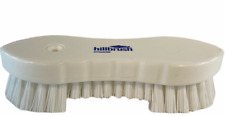 More details for scrubbing brush, dual stiffness double wing scrub