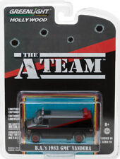 1983 GMC Vandura The A-Team TV Serie in 1:64 GreenLight 44790