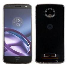 Fundas de color principal transparente para teléfonos móviles y PDAs Motorola