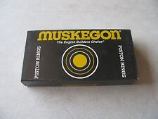 Muskegon Piston Ring set fit Ford 116 1.9L (MG1497040)