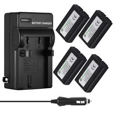 EN-EL1 Battery +Charger For Nikon Coolpix 4300 4500 4800 E880 995 5700 8700 5400