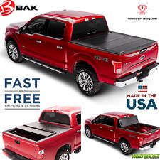 """BAKFlip G2 Hard Folding Tonneau Cover Fits 2015-2019 Ford F-150 5'7"""" Bed"""