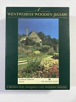 Wentworth Wooden Jigsaw 250 Coleton Fishacre Devon National Trust Complete VGC