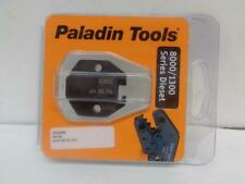 New Paladin Tools Pa2068 Dieset Crimp Tool Replacement 8000/1300 R53
