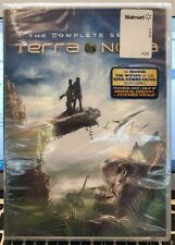 Terra Nova: The Complete Series (2012 4-Disc DVD Set) 2011~Region 1~Sealed NEW