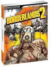 Borderlands 2 Signature Series Guide, BradyGames, Very Good Book