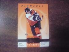 ERIC LINDROS 1998 PINNACLE HOCKEY > 1 TIMERS < INSERT CARD #3/20 MINT AWESOME