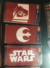 Star Wars Autocollant Decal Sticker SANDYLION Logo YODA VADER Trooper Lot Of 5