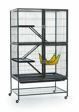 New ListingLarge Ferret Cage Chinchilla Rabbit Hamster Guinea Pig House Small Pets Home Bla