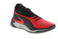 Puma Uproar Hybrid Court Core 19277508 Mens Red Athletic Basketball Shoes