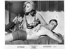 Movie PHOTO 8.25x11.75 James Bond 007 Goldfinger Sean Connery Margaret Nolan 004