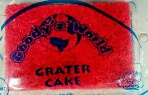 Jamaican Grater Cake 100g / Coconut Cake / Pastel Rallador 100g / Pastel De Coco