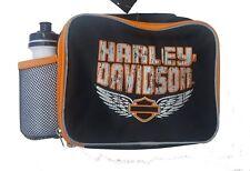 Harley-Davidson Motorcycles Kids Lunch box bag & Waterbottle